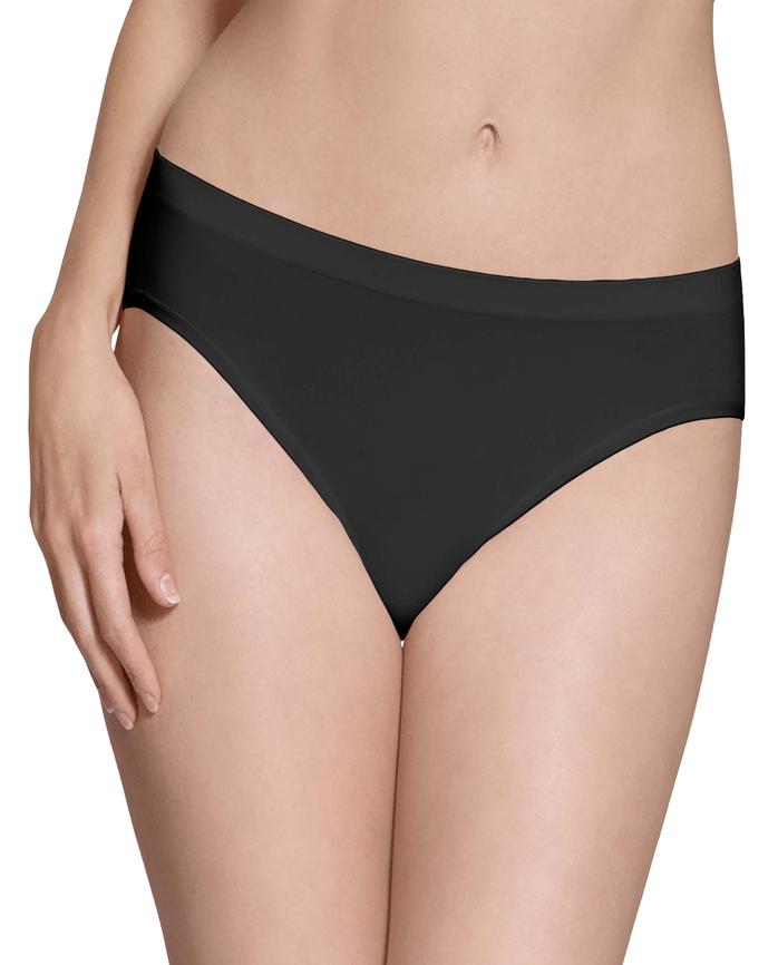 Women's Seamless Bikini Panty, 6 Pack