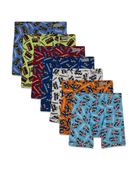 Toddler Boys' Days of the Week Boxer Briefs, 7 Pack Assorted