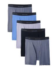 Men's Beyondsoft Boxer Briefs, 5 Pack Assorted