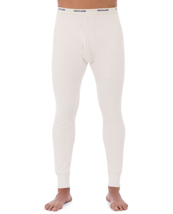 Men's Classic Thermal Underwear Bottom NATURAL