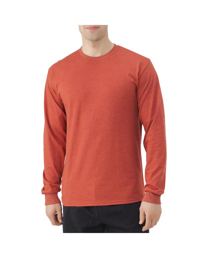 Men s EverSoft Long Sleeve T-Shirt - Fruit US 96f79170a86