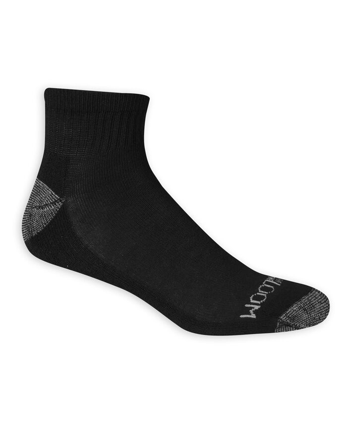 Men's Dual Defense Ankle Socks , 12 Pack, Size 6-12