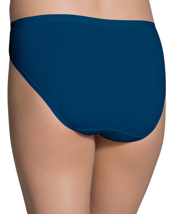 Women's Assorted Beyondsoft Bikini Panty, 8 Pack ASSORTED