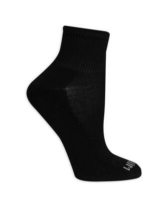 Women's Everyday Soft Cushioned Ankle Socks 10 Pair