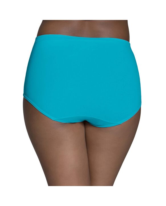 Women's Breathable Cotton-Mesh Brief, 4 Pack Assorted