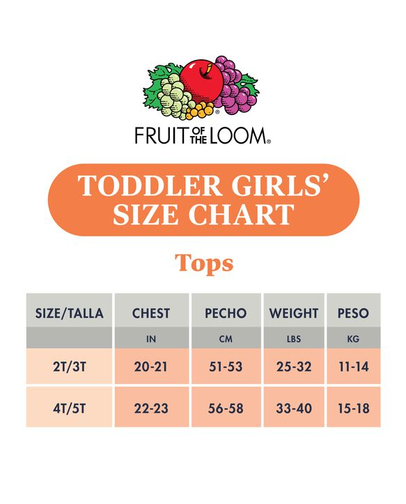 Toddler Girls' Tank, 3 Pack ASSORTED