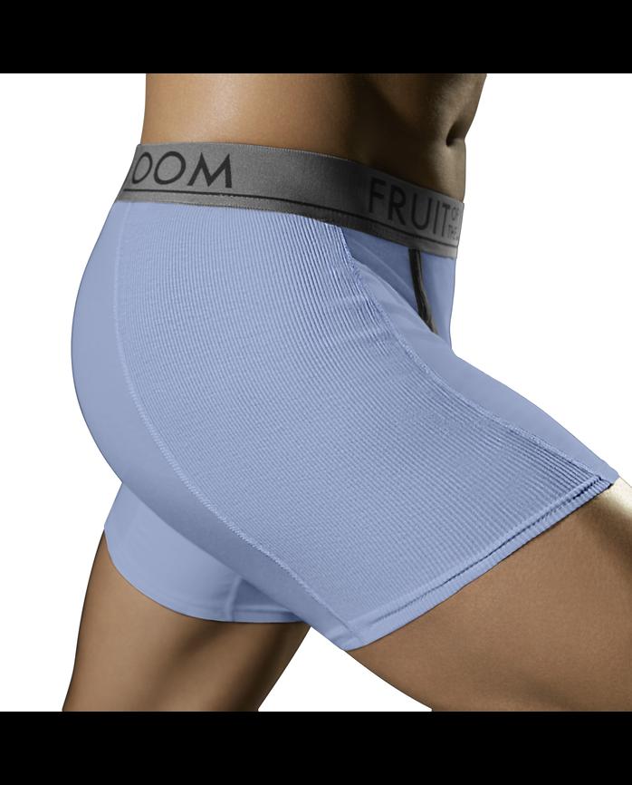Men's Ultra Flex Boxer Brief, 3 Pack Assorted