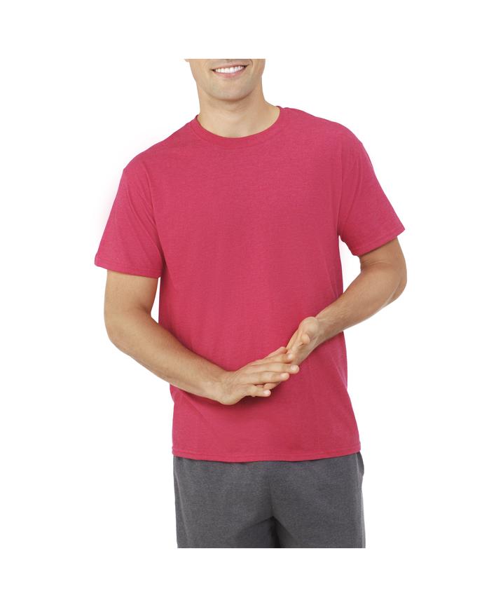 Men's Dual Defense® Crew Neck T-Shirt, 1 Pack