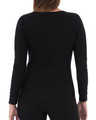 Fruit of the Loom Women's Thermal Crew Top