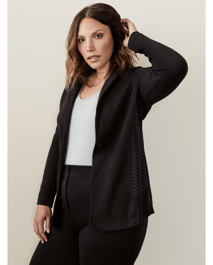 Women's Seek No Further™ Mix-it-up Blazer Brilliant Black