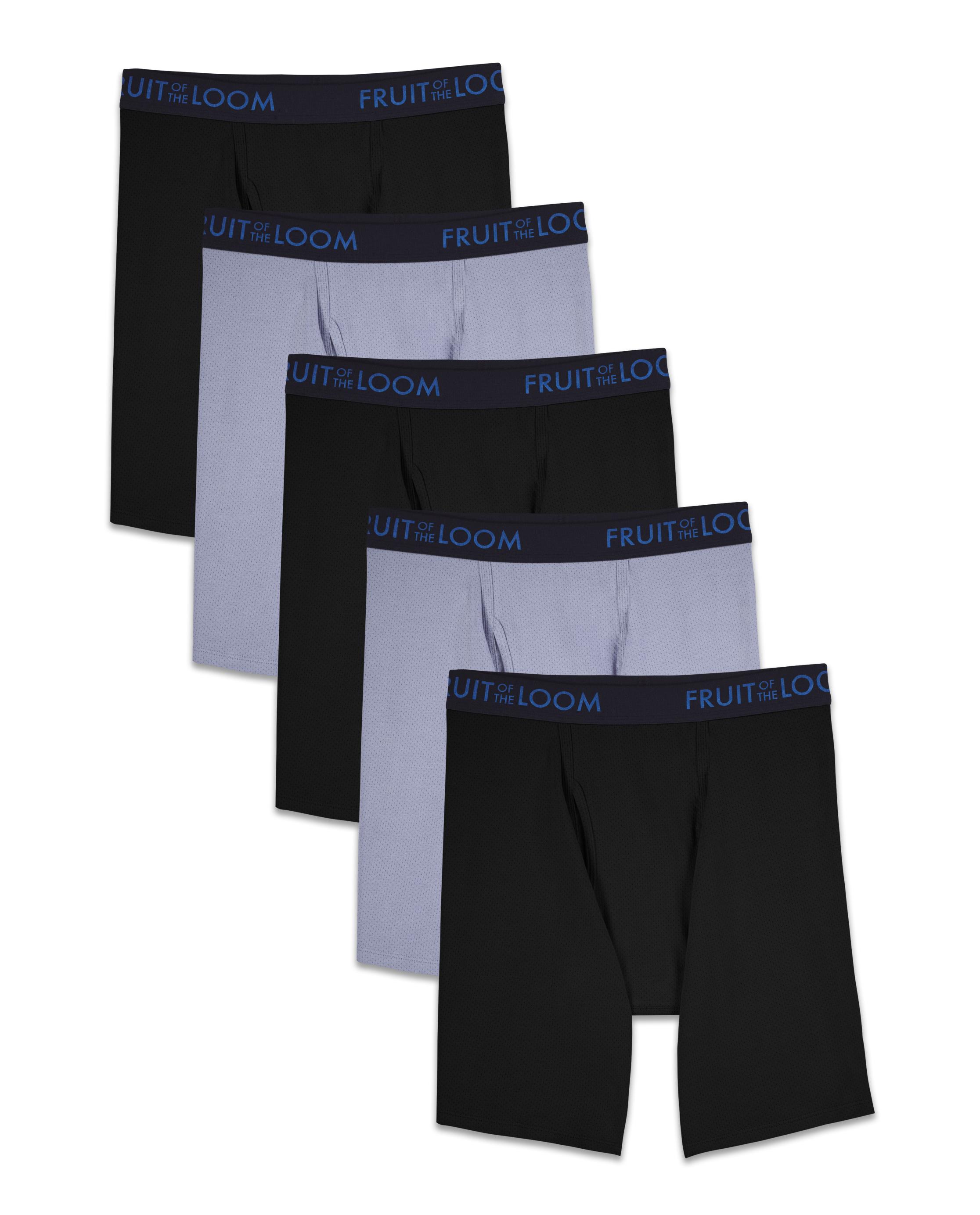 Sloth Moth Mens Comfort Stretch Seamless Boxer Briefs Underwear