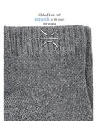 Baby Boys' Breathable Socks, 6 Pack Blue Multi