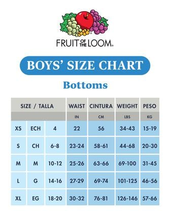 Boys' Assorted Boxer Brief, 3 pack