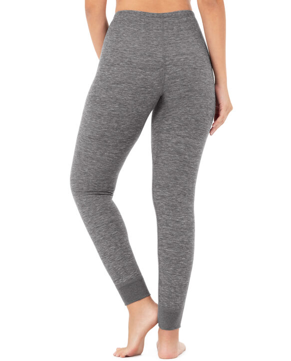 Women's Thermal Bottom, 2 Pack Smoke Heather/ Smoke Heather