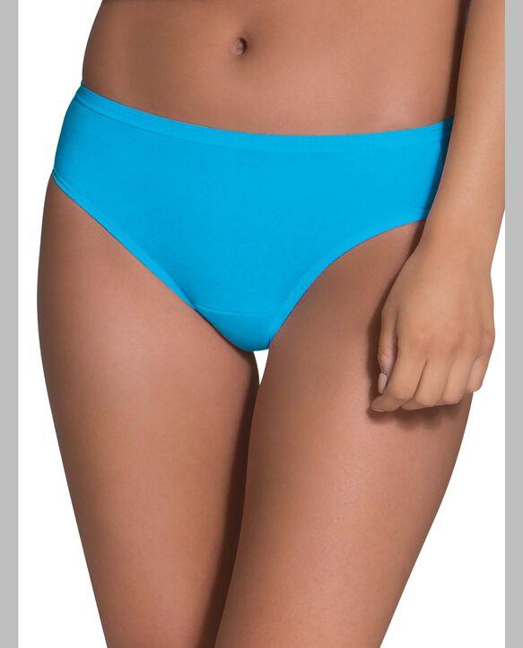 Women's Assorted Cotton Bikini, 3 Pack ASSORTED