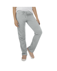 Women's Essentials Live In Open Bottom Pant, 1 Pack Athletic Heather
