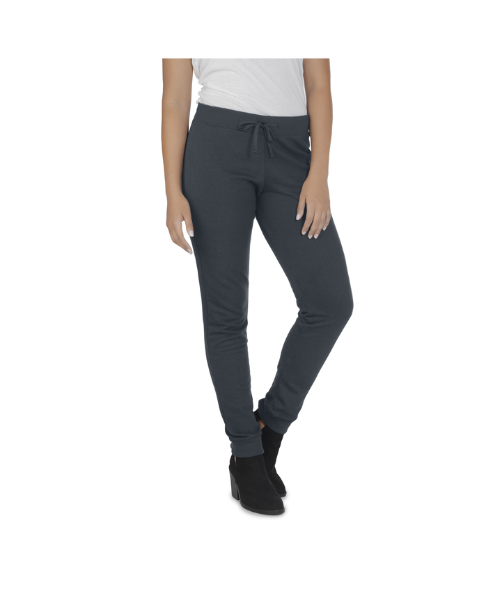 Women's Essentials Joggers, 1 Pack Charcoal Heather
