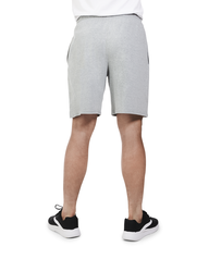 Men's Dual Defense UPF Jersey Shorts, 1 Pack Steel Grey Heather