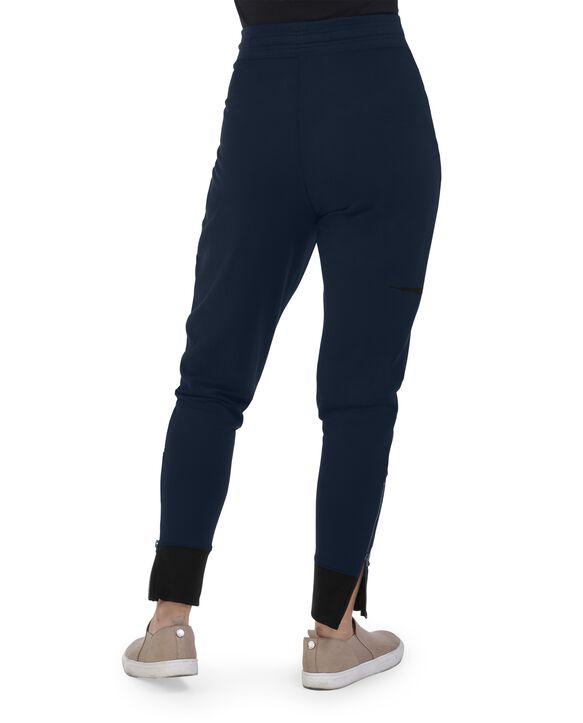 Women's Seek No Further Fleece Jogger Sweatpants Navy Nights