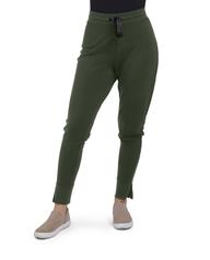 Women's Seek No Further Fleece Jogger Sweatpants Military Green
