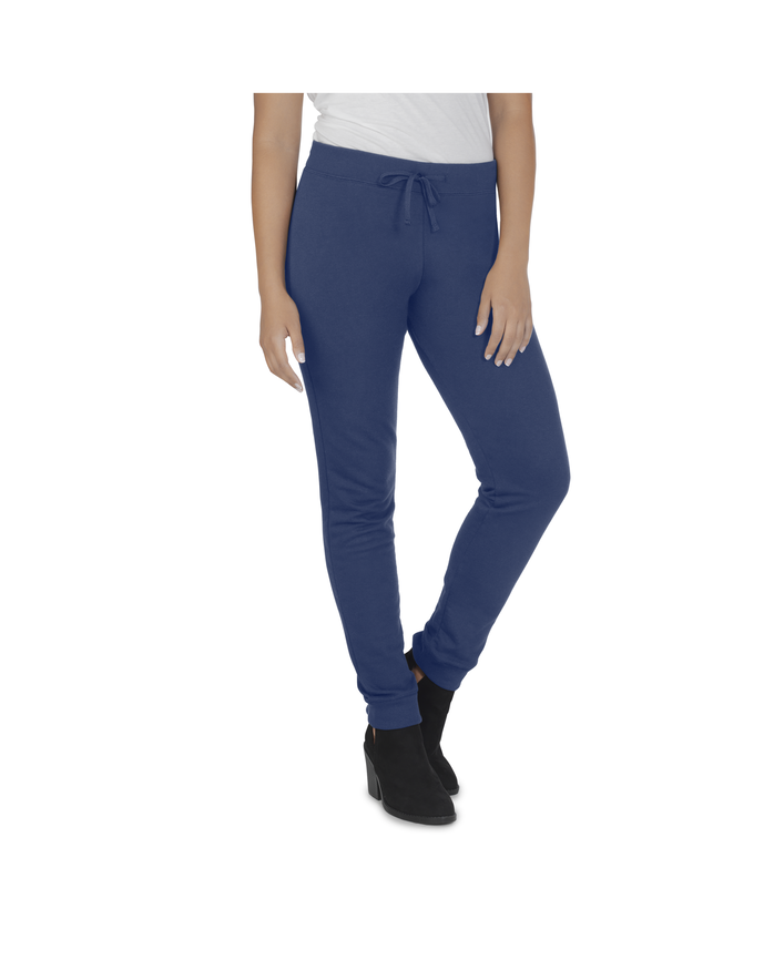 Women's Essentials Joggers, 1 Pack T Blue Heather