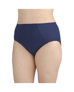 Fit for Me by Fruit of the Loom Women's 4 Pack Flexible Fit Brief