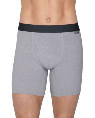 Men's Crafted Comfort Assorted Boxer Brief 3 Pack