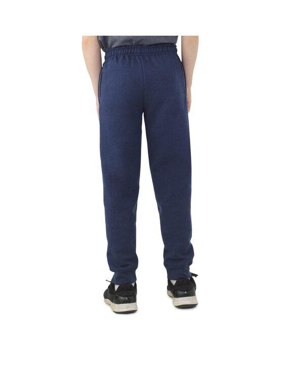 Boys' Fleece Joggers, 1 Pack Blue Heather