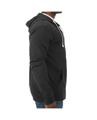 Soft Jersey Full Zip Hooded Jacket, 1 Pack
