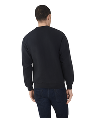Men's EverSoft Fleece Crew Sweatshirt, 1 Pack Black