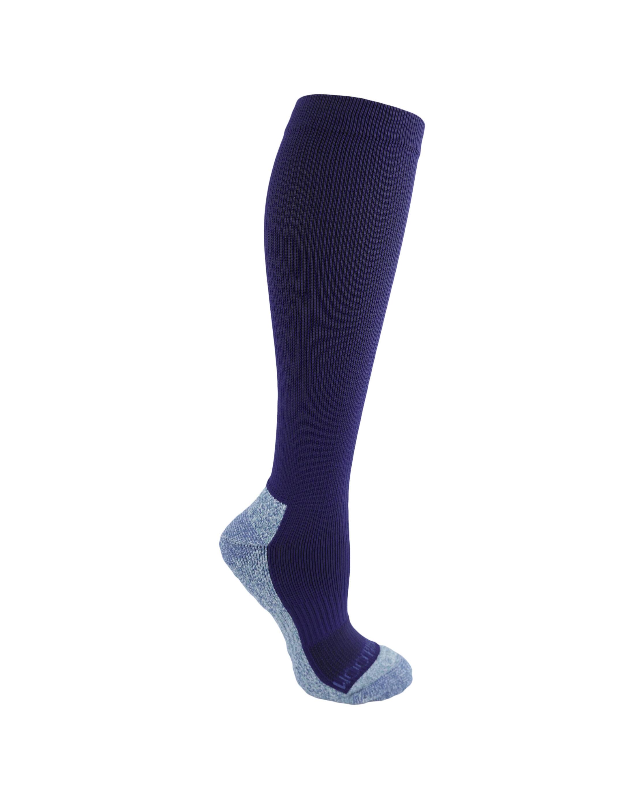 Ladies//Women coloured stars over the knee socks shoe size 4-7