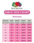 Girls' Assorted Cotton Hipster, 14 Pack Galaxy Print Assortment