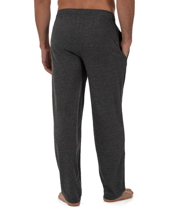 Men's Breathable Mesh Sleep Pant, 1 Pack GREY HEATHER