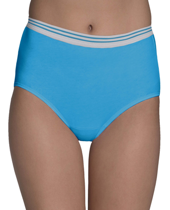 Women's Heather Brief, 3 Pack