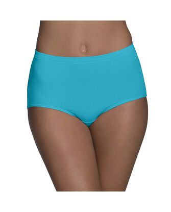 Women's Breathable Cotton-Mesh Brief, 4 Pack