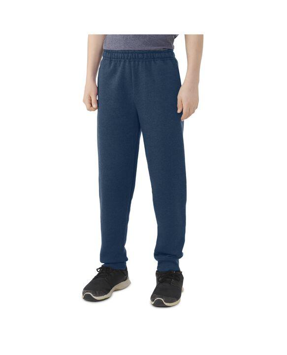 Boys' Fleece Joggers, 1 Pack Smoke Blue