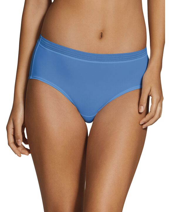 Women's EverLight Low Rise Brief, 6 Pack Assorted