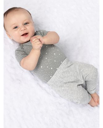 Baby Breathable Pull-On Pants, 2 Pack