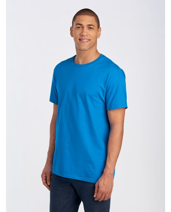 ICONIC Unisex T-Shirt Pacific Blue