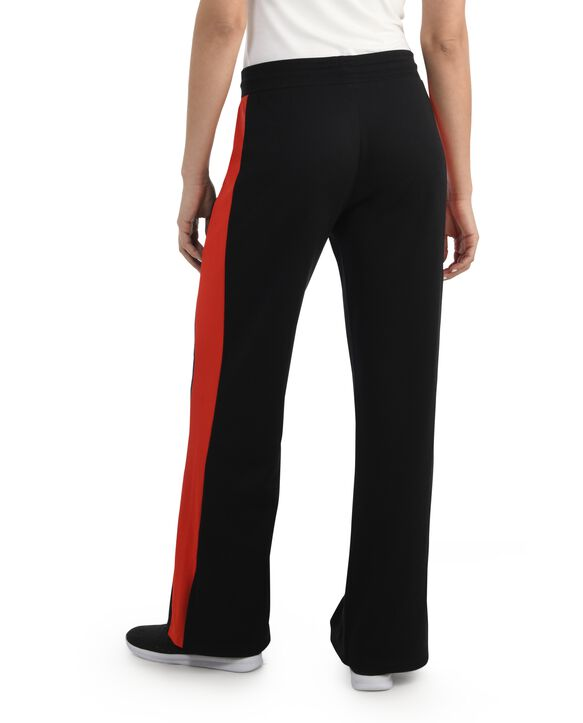 Women's Seek No Further Mid-Rise Track Pants Bright Red