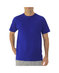Big Men's Dual Defense® UPF Crew T Shirt, Available up to sizes 4X