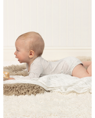 Baby Breathable Blankets, 3 Pack Grey
