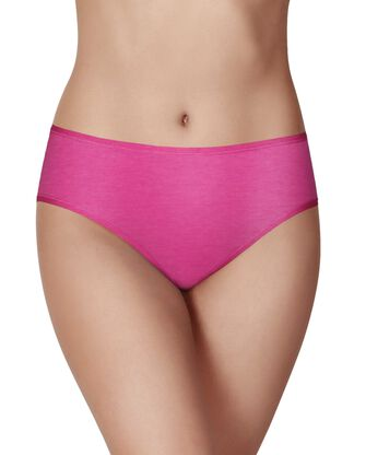 Women's 360 Stretch Comfort Cotton Hipster, 6 Pack