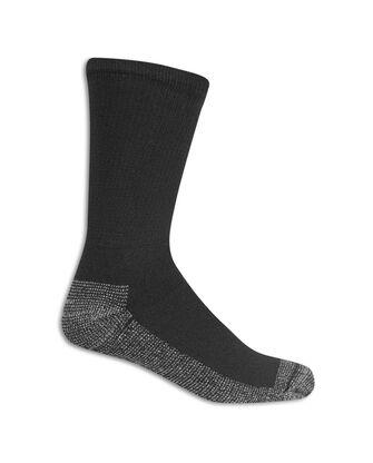Men's Work Gear Crew Socks,  10 Pack, Size 6-12