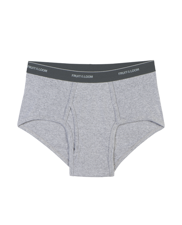 Men's 6 Pack Assorted Color Fashion Brief Assorted colors