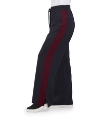 Women's Seek No Further Mid-Rise Track Pants Athletic Maroon