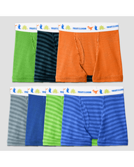 Toddler Boys' Assorted Boxer Brief, 7 Pack Assorted