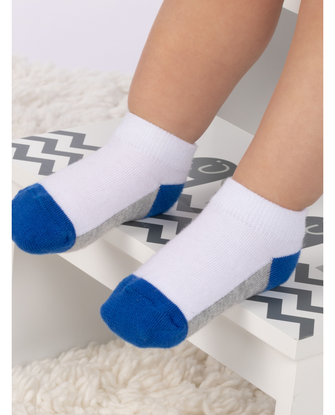 Baby and Toddler Kick Proof Socks, 10 Pack