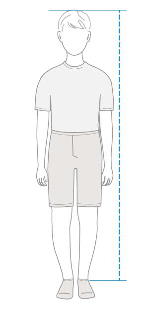 boys undershirt size image