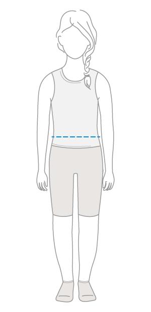 girls underwear size image